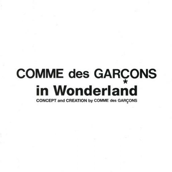 COMME des GARCONS in Wonderland 2005A/W