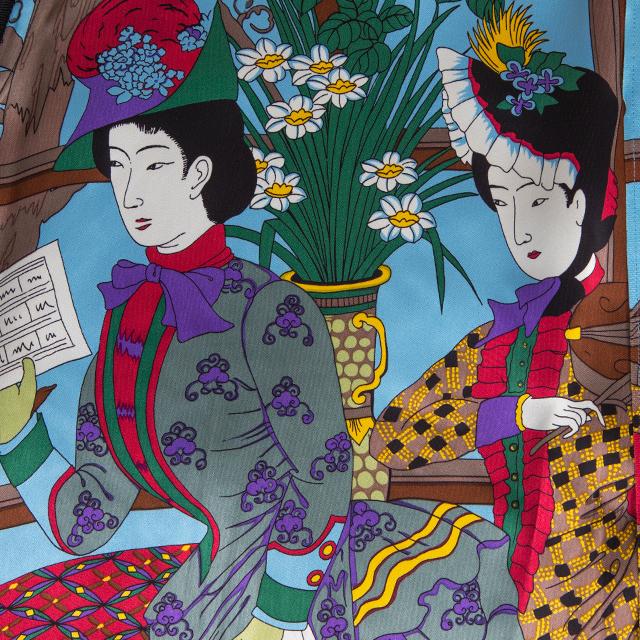 YOHJI YAMAMOTO POUR HOMME ROKUMEIKAN SHIRT