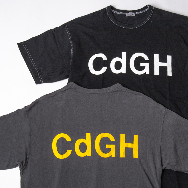 COMME des GARCONS HOMME CdGH PRINTED T-SHIRTS