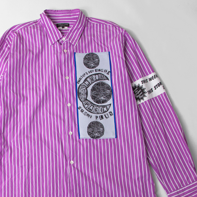 COMME DES GARCONS HOMME PLUS 2008A/W Time for magic SHIRT