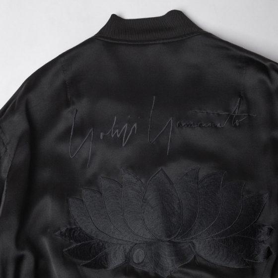 Yohji Yamamoto POUR HOMME 1993S/S EMBROIDERY JACKET