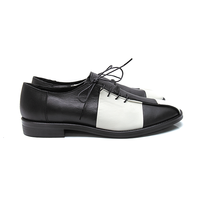 Yohji Yamamoto POUR HOMME 2016S/S Switching Shoes