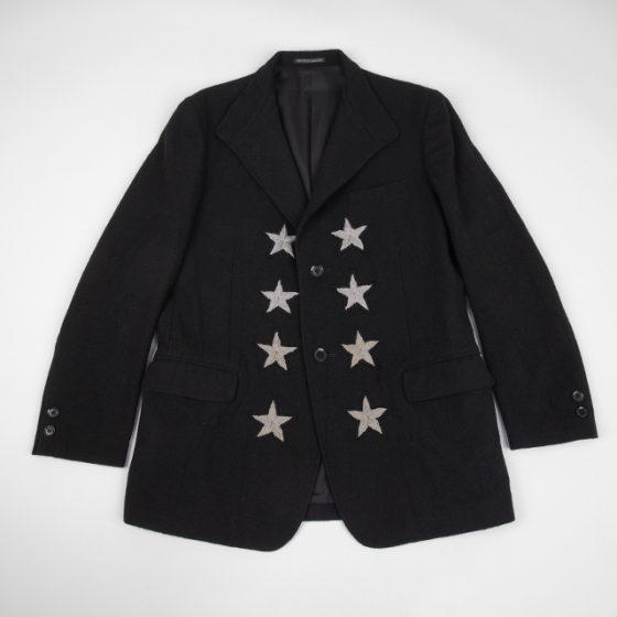 Yohji Yamamoto Pour Homme 2006A/W STARS EMBROIDERY JACKET