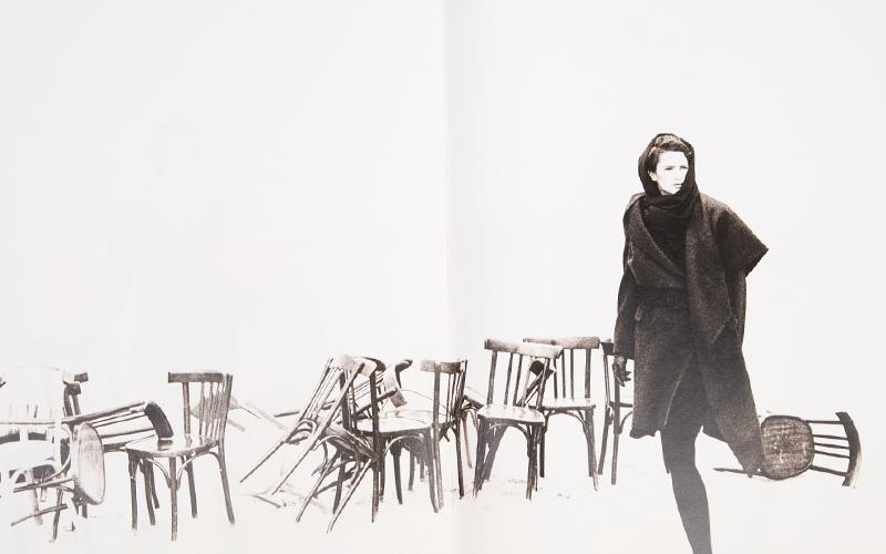 COMME des GARÇONS 1987 Look Book