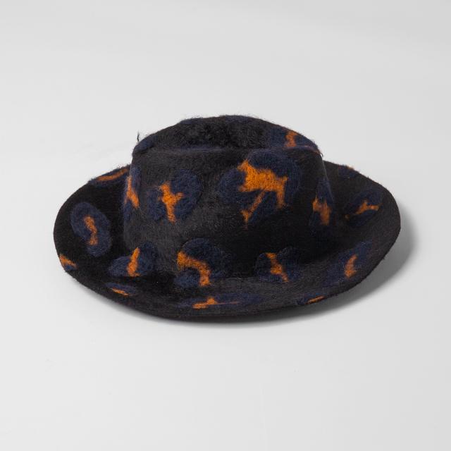 Yohji Yamamoto POUR HOMME 2013A/W Wool Hat