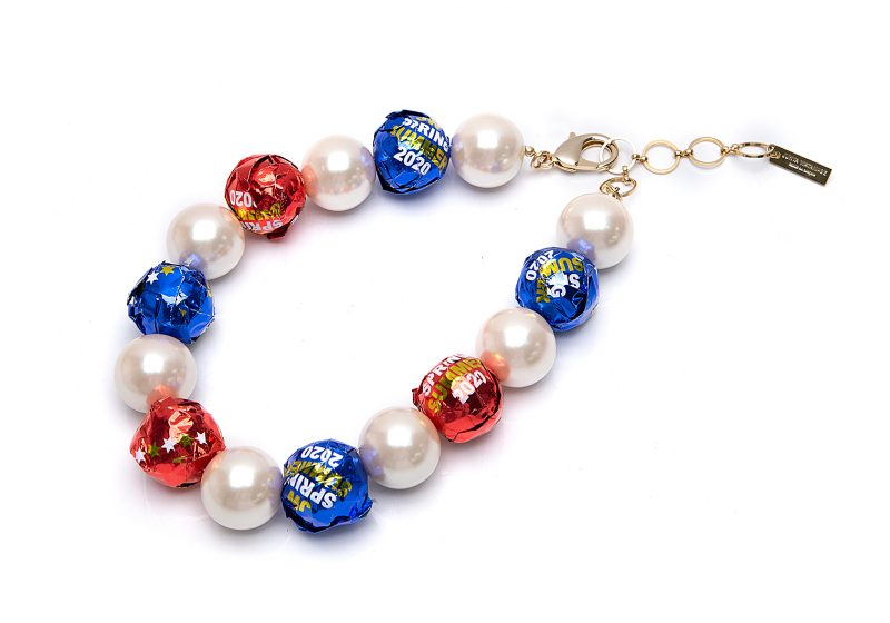 2020S/S JUNYA WATANABE COMME des GARCONS Candy Design Necklace