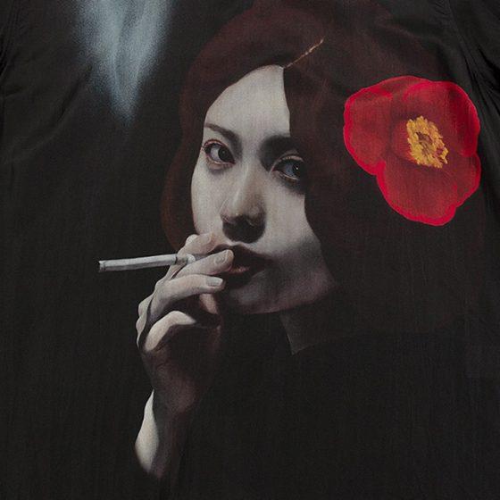 Yohji Yamamoto x Suzume Uchida