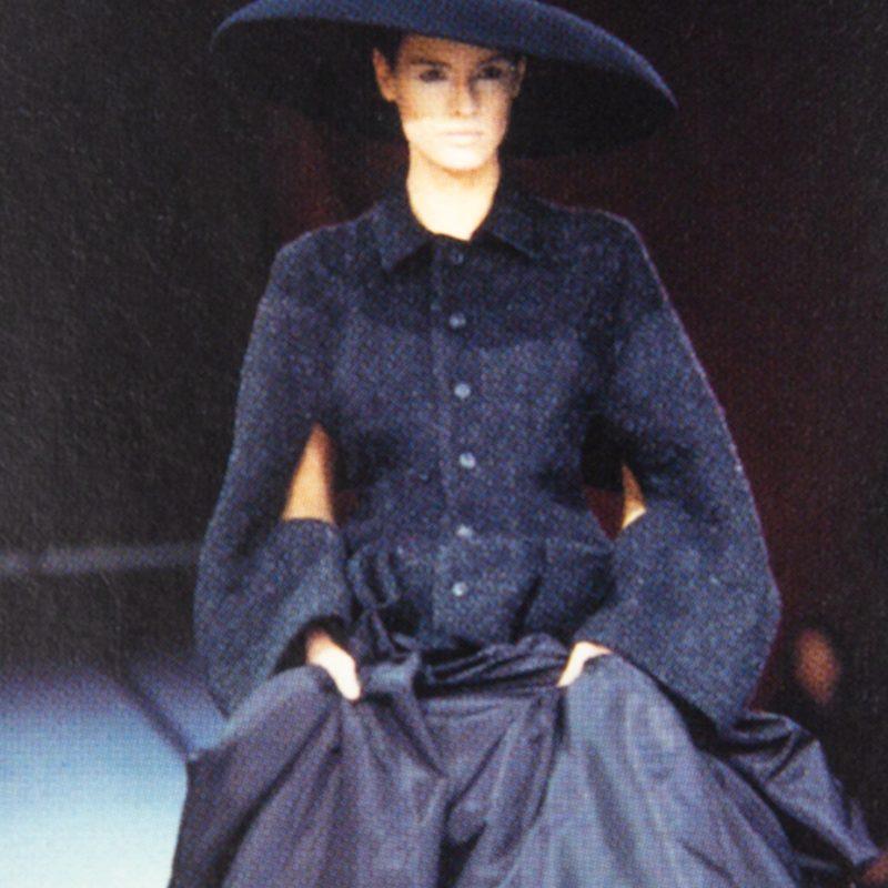 1995A/W Yohji Yamamoto FEMME Design Wool Jacket