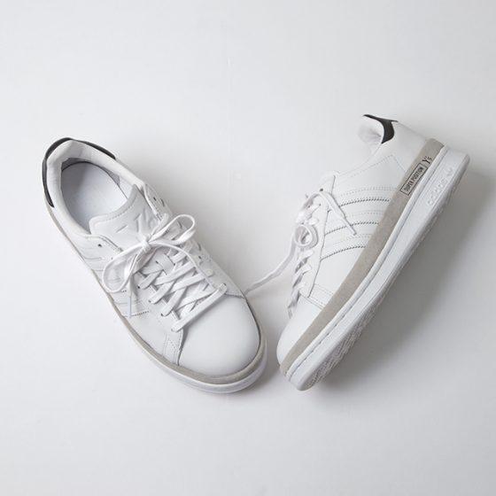 Y's Yohji Yamamoto x adidas CAMPUS STAN WEDGE Sneaker