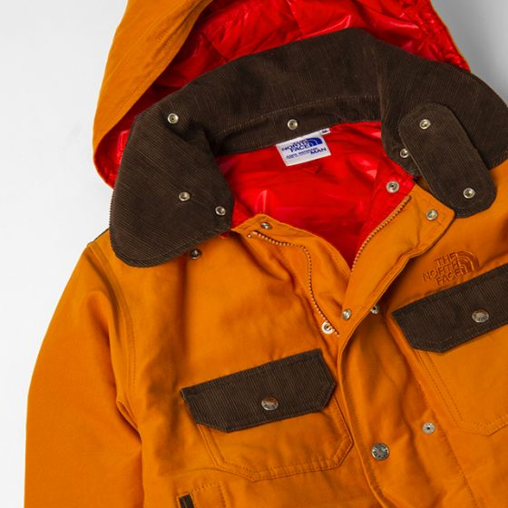 eYe JUNYA WATANABE MAN COMME des GARCONS × THE NORTH FACE Switching Parka