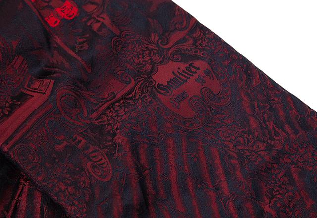 Jean Paul GAULTIER HOMME Jacquard Magnet Button Jacket