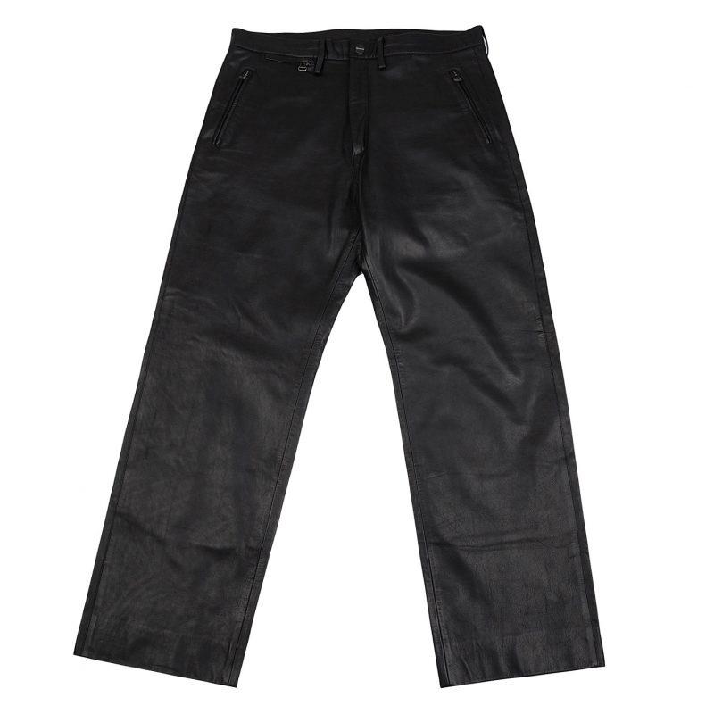 2004A/W Yohji Yamamoto POUR HOMME x DAINESE Leather Jacket