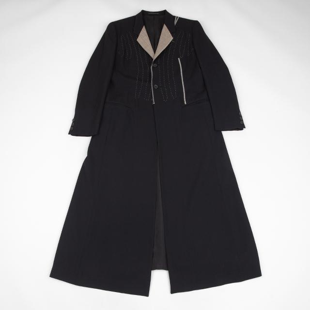 1993A/W Yohji Yamamoto FEMME Stitched Coat