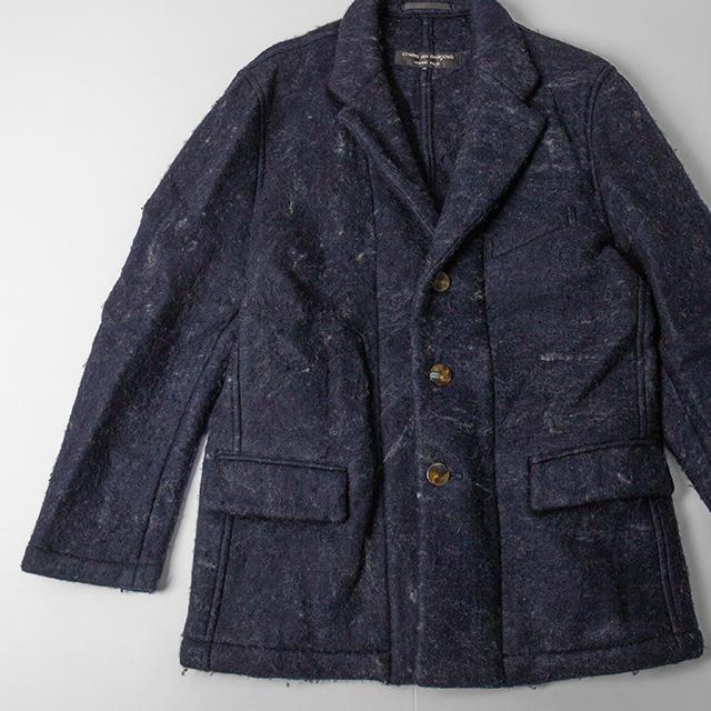AD1995 COMME des GARCONS HOMME PLUS Wool Felt Jacket
