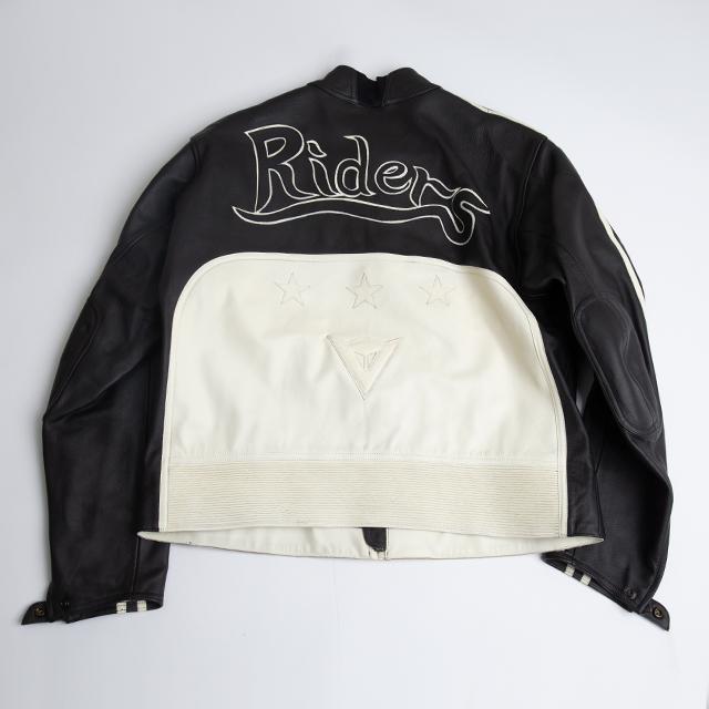 2004A/W Yohji Yamamoto POUR HOMME x DAINESE Motorcycle Jacket
