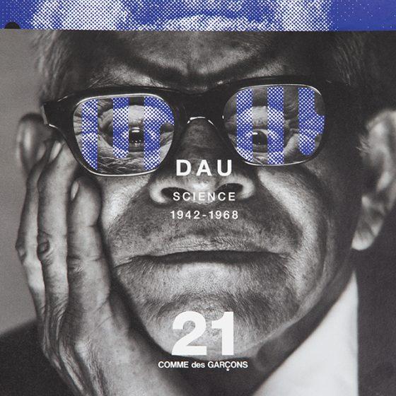 DAU SCIENCE 1942-1968 COMME des GARÇONS