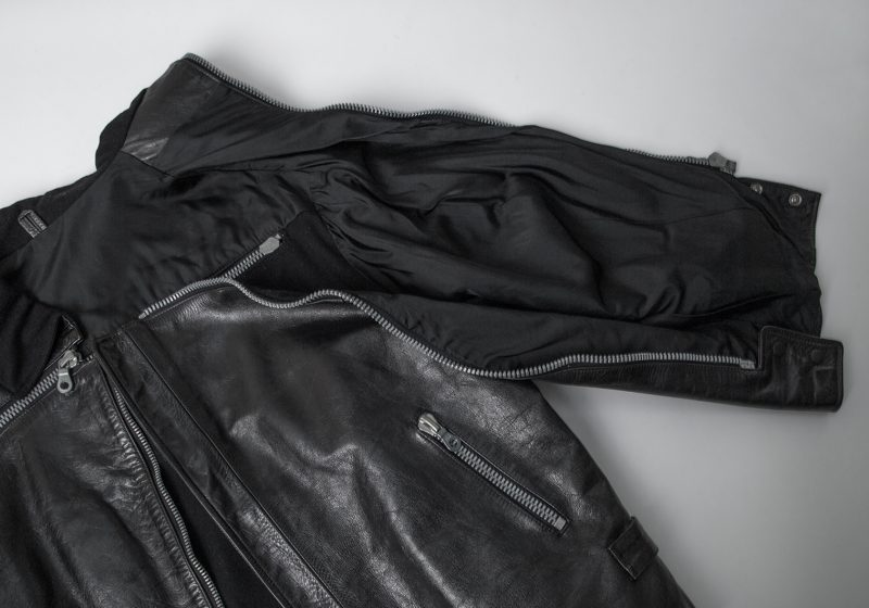 Yohji Yamamoto POUR HOMME 6.1 THE MEN Leather Jacket