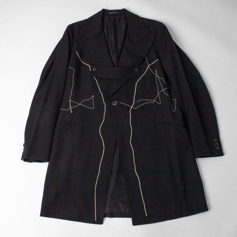 1994A/W Yohji Yamamoto POUR HOMME Embroideried Jacket
