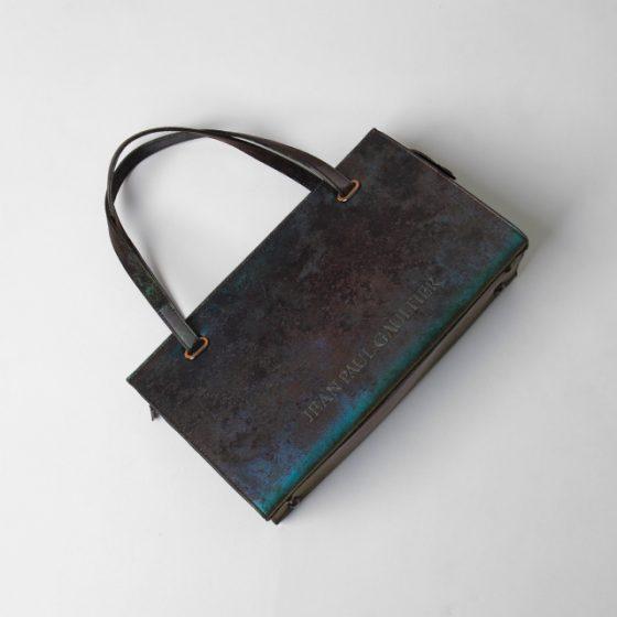 Jean Paul Gaultier V Cyber Hand Bag