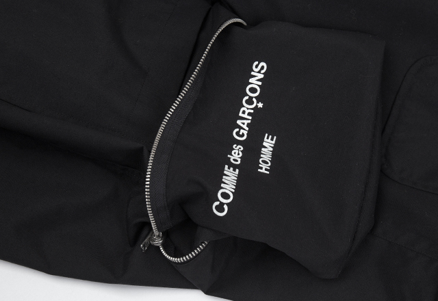 AD2000 COMME DES GARCONS HOMME Pocket Inside Logo Printed Jacket