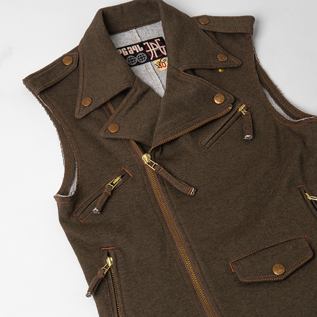 Jean Paul GAULTIER Sleeveless Jacket