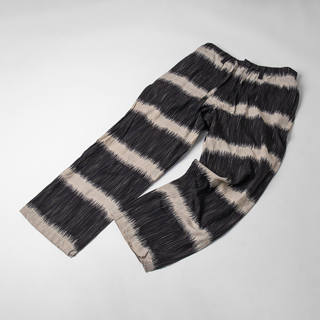 2019A/W ISSEY MIYAKE MEN Design Woven Pants