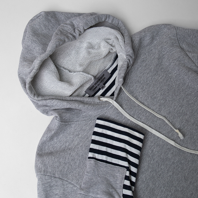 GOOD DESIGN SHOP COMME des GARCONS Switching Hoodie