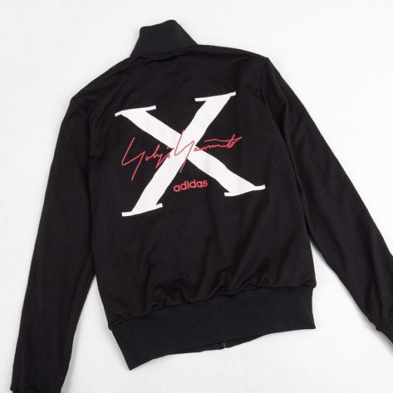 Yohji Yamamoto x adidas 10th ANNIVERSARY Mesh Jacket