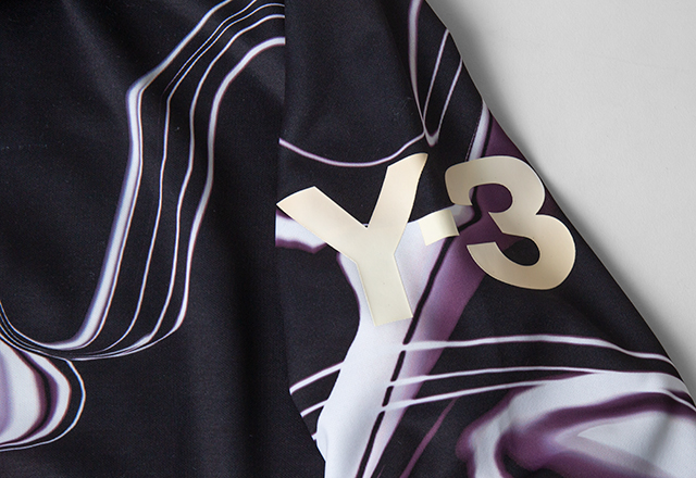Y-3 Graphic Track Jacket