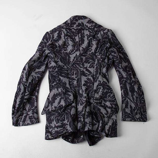 JUNYA WATANABE COMME des GARCONS Botanical Pattern Jacquard Jacket
