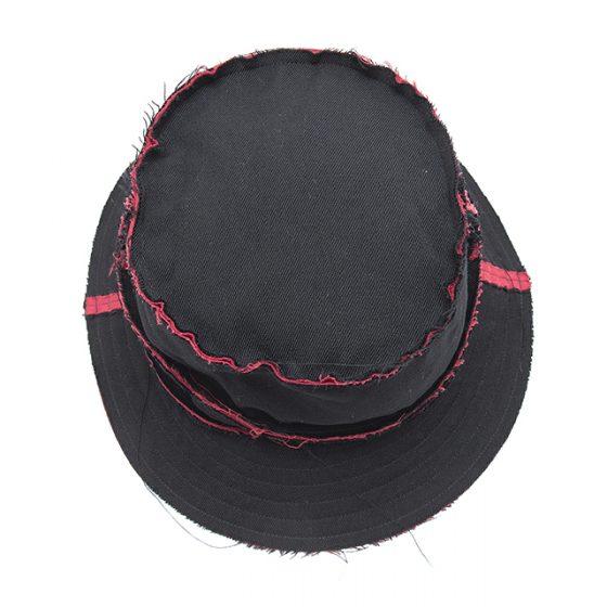 COMME des GARCONS HOMME PLUS 2002A/W Cutoff Bucket Hat