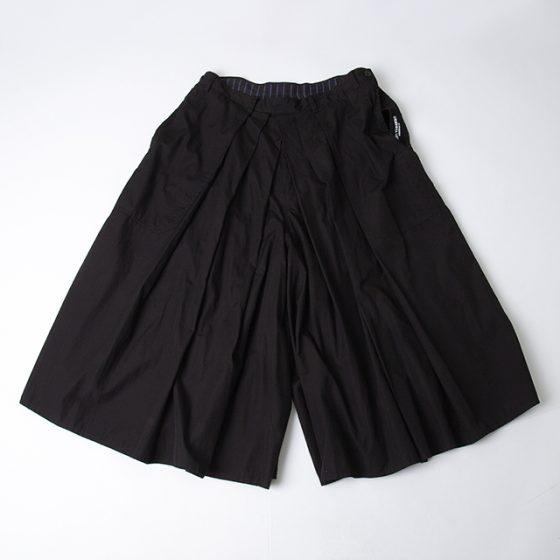 Yohji Yamamoto POUR HOMME Washed Cotton HAKAMA Pants
