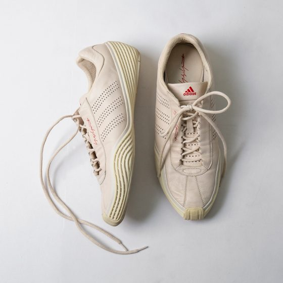 Yohji Yamamoto POUR HOMME x adidas Leather Sneakers