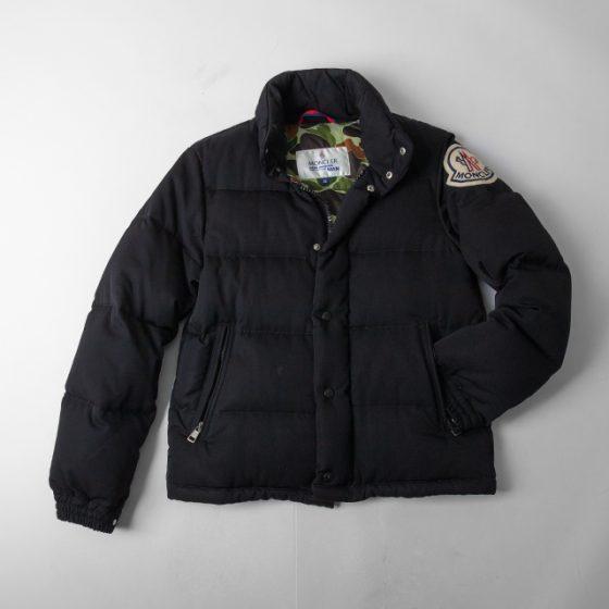 COMME des GARÇONS JUNYA WATANABE MAN x Moncler Camo Lining Down Jacket