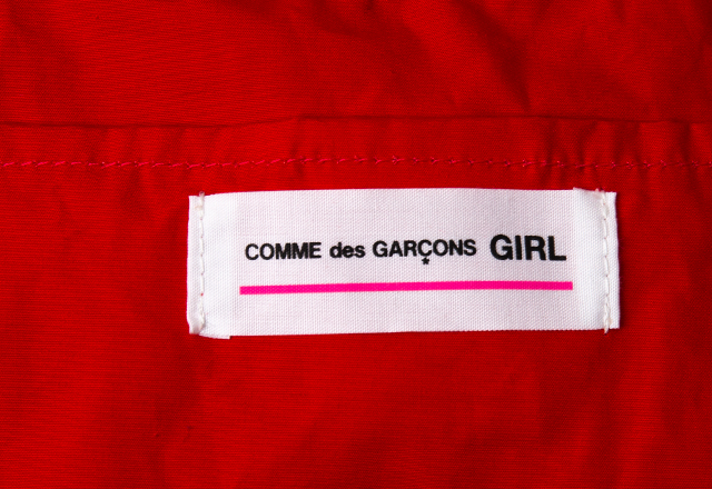 COMME des GARÇONS GIRL  Bow Design Shoulder Bag