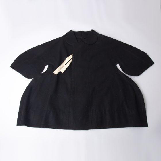 COMME des GARCONS 2012A/W Two Dimension Design Coat