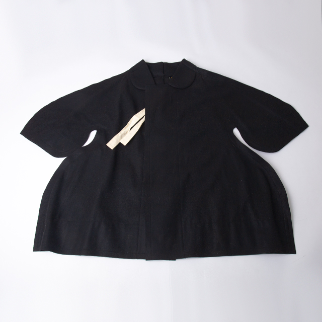 COMME des GARCONS 2012A/W Two Dimension Design Coat