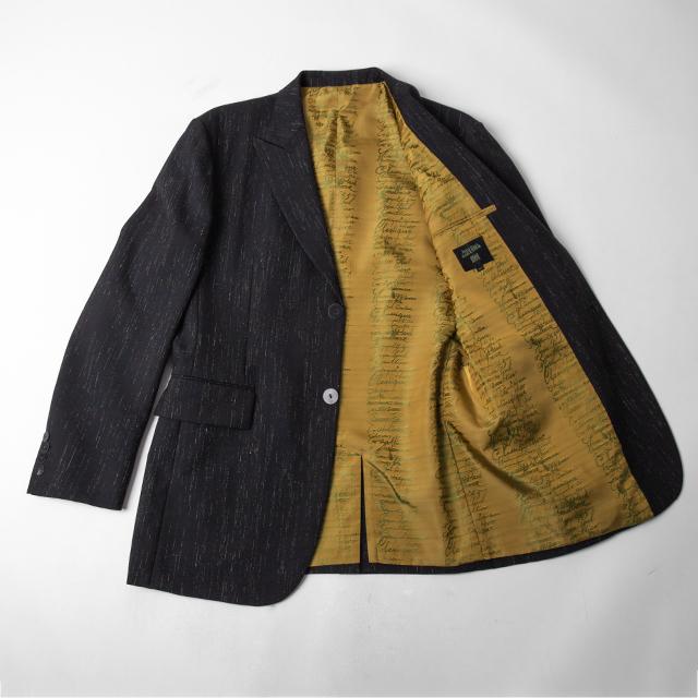 Jean Paul GAULTIER HOMME Lettering Lining Jacket