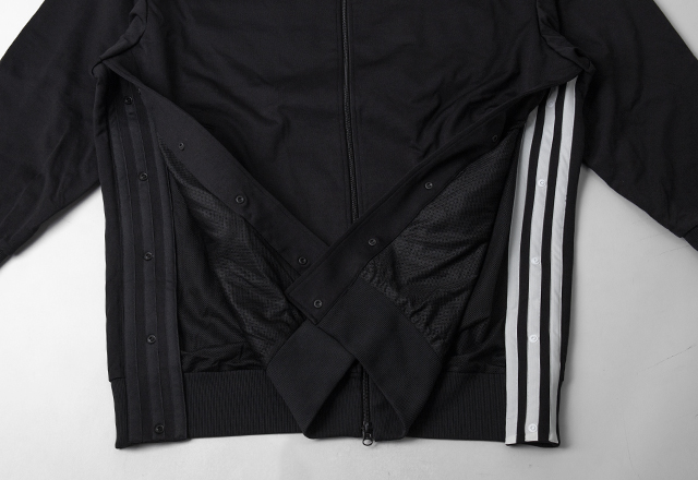 Y-3 Side Striped Over-sized Blouson