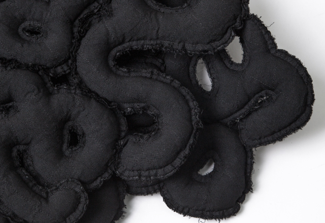 AD2013 COMME des GARCONS Monster Quilting Jacket