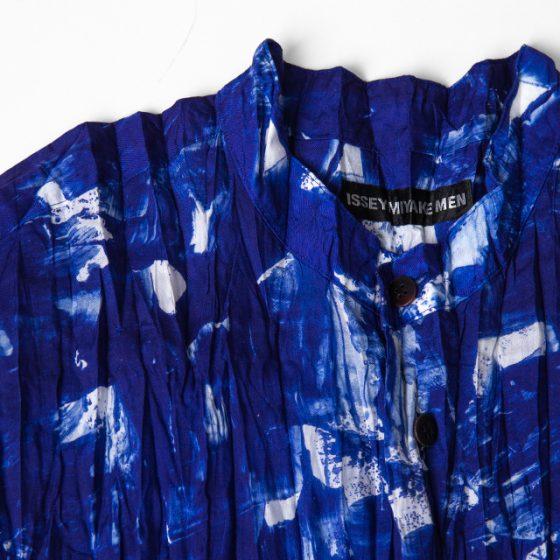 ISSEY MIYAKE MEN Wrinkled Pleats Shirt