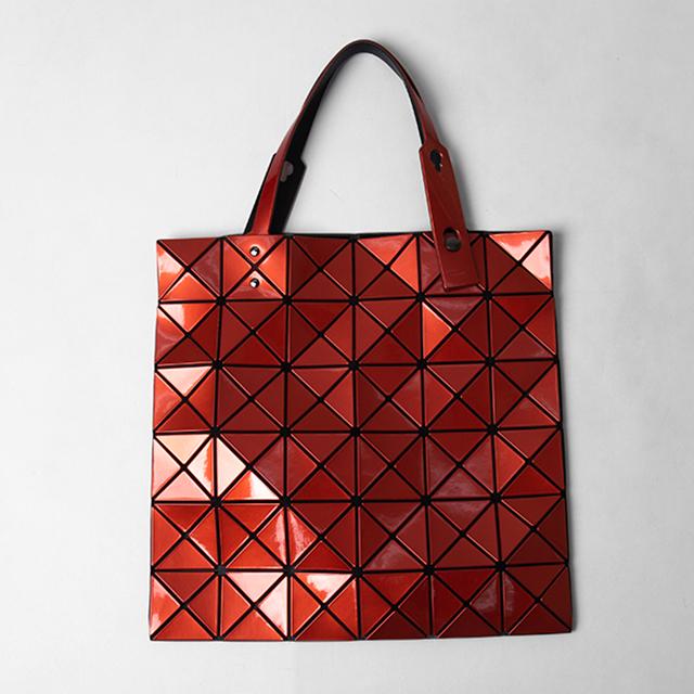 BAO BAO ISSEY MIYAKE Metallic Tote Bag