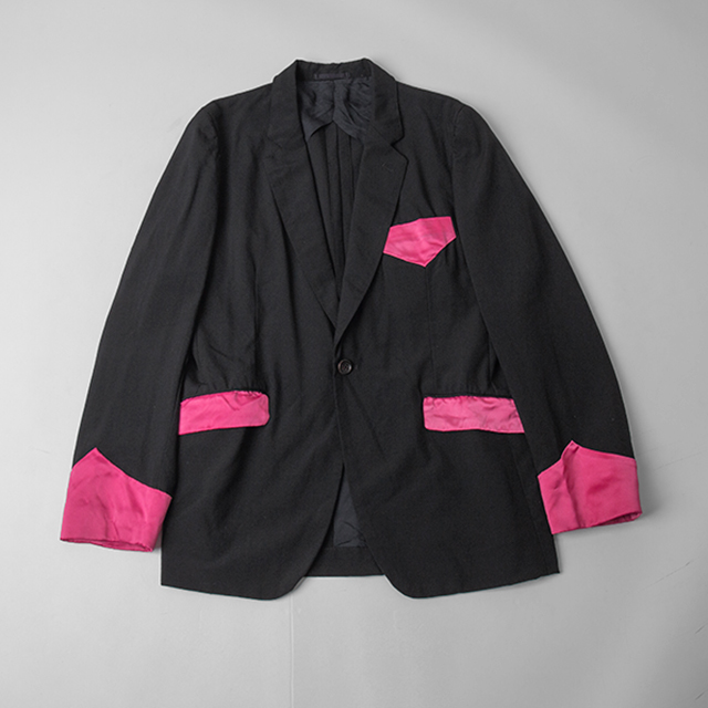 "2005S/S COMME des GARCONS HOMME PLUS ""Pink Panther era"" Jacket"