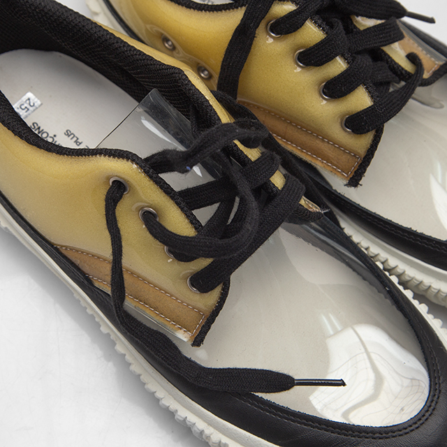 COMME des GARCONS HOMME PLUS PVC Switching Sneaker