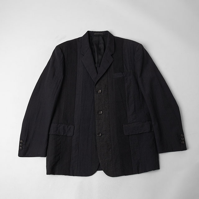 COMME des GARCONS HOMME  Multi Pattern Switching Jacket
