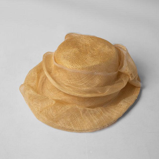2011S/S UNYA WATANABE COMME des GARCONS Veil Design Hat