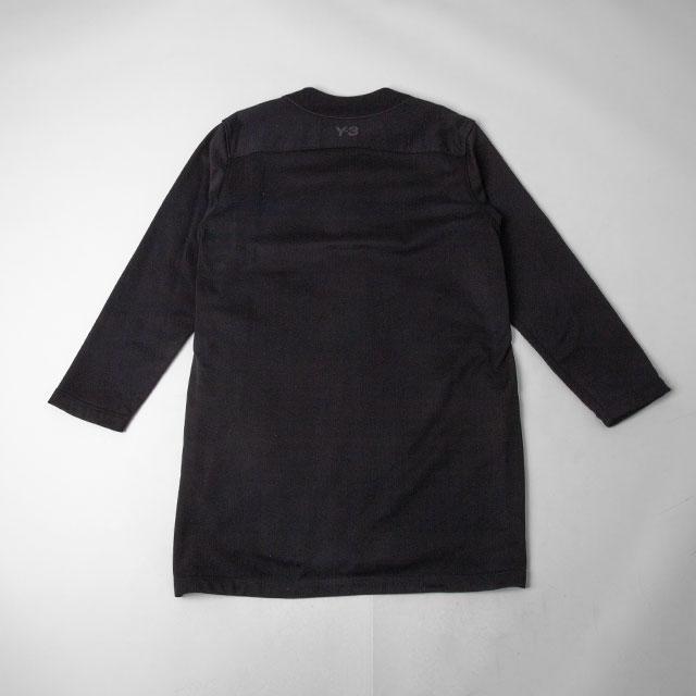 Y-3 YOHJI Patched Baseball Shirt