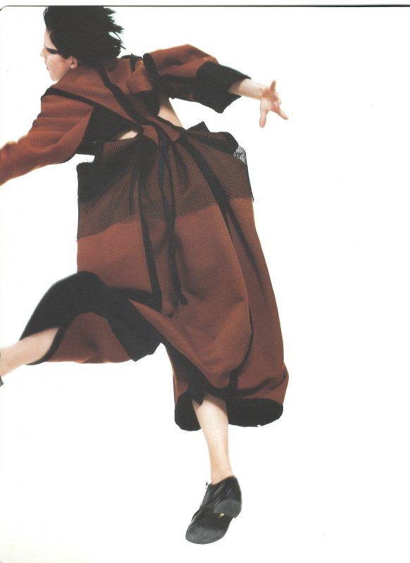 Yohji Yamamoto 95/96 AW Photo book