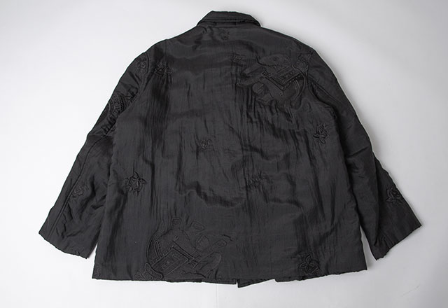 Yohji Yamamoto POUR HOMME 1991S/S Ganesha Embroidery Jacket