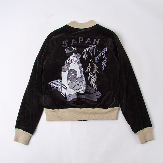 Y's for men (Yohji Yamamoto) JAPAN Embroidered Jacket
